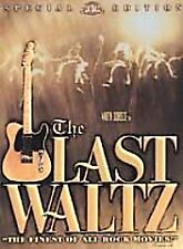 The Last Waltz (DVD 2002 Special Edition) RARE 1978 ROCK MUSIC FINAL CONCERT NEW