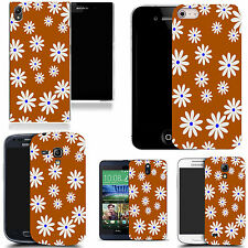 motif case cover for various Popular Mobile phones - daisy bloom