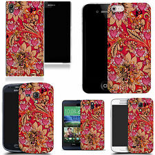art case cover for various Mobile phones - mimosa silicone