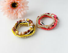 Fashion 1PC Beaded Bracelet National Wind Hot European and American Bohemian