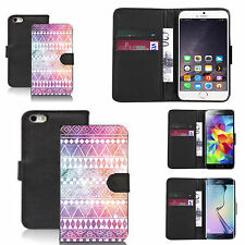 pu leather wallet case for many Mobile phones - summer