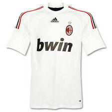 """AC Milan adidas Authentic Away Supporter Jersey 2008/09 New W/Tags """"Size XL"""""""