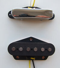 '52 Vintage Hot AlNiCo V guitar pickups for Fender Telecaster Tele or Squier