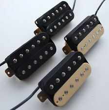 Vintage 60s PAF style AlNiCo V humbucker pickups for Les Paul / SG type guitar