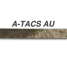 "Camouflage Webbing Mil Spec Patterns. 1"" Wide"