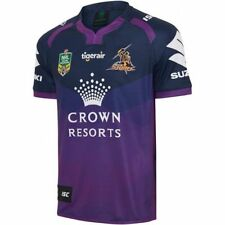 Melbourne Storm 2017 NRL Home Jersey Adults, Ladies and Kids Sizes