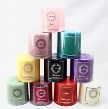 90 Hours Scented Pillar Candle Gift 10 Scents Available