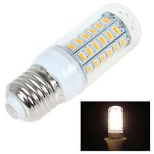E27 110V/220V 18W 56X 5730SMD LED 2500LM Corn Bulb Warm White/White Light Lamp W