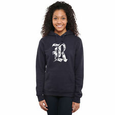 Rice Owls Women's Navy Classic Primary Pullover Hoodie