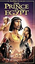 THE PRINCE OF EGYPT VHS VIDEO Unsealed But Never Played PERFECT