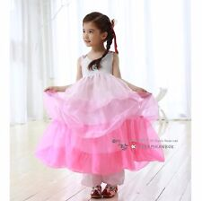Girl HANBOK Pink Inner Dress Baby Korean traditional clothes Women Pretty Skirt