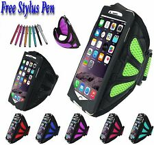Universal Gym Sport Running Jogging Armband Holder Cover Case For Various Phones
