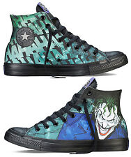 9 New Converse DC Comics the JOKER HA Shoes Chuck Taylor All Star Batman