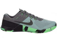 NEW MENS NIKE METCON 2 CROSS TRAINING SHOES TRAINERS CANNON / BLACK / RAGE GREEN