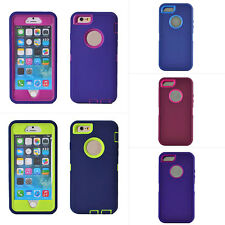 Protective Bumper Case For Apple iPhone5&5S iPhone6&6S iPhone6/6S Plus