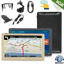 "XGODY 7"" inch Car GPS Navigation Navigator 8GB FM MP3 Touch Screen SAT NAV+POI"