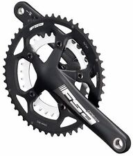 FSA Omega Compact 10-11 sp Crankset, 50/34 w/BB, 172.5mm and 175mm, New Style
