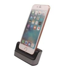 """Desktop Sync Date Cradle Charger Dock Charger For iPhone 7 4.7"""" 5.5"""" Plus"""