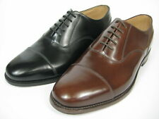 Loake 200 Seam Stitched Men's Leather Shoes Oxford Cap Toe Cap & Shoe Trees