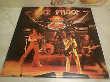 100% PROOF S/T First LP CHRISTian NWOBHM Stryper Force3 Bride AC/DC StatusQUO