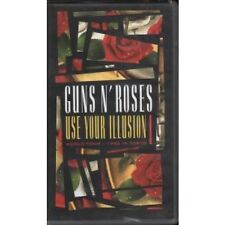 GUNS N ROSES Use Your Illusion - World Tour 1992 In Tokyo VIDEO 15 Track Pal