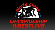 SALE TODAY! Ultimate WORLD CLASS WRESTLING 42 DVD Lot! wccw Freebirds Von Erichs