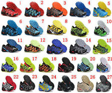 New Salomon Shoes Men Speedcross 3 Athletic Running Sports Outdoor Hiking Shoes