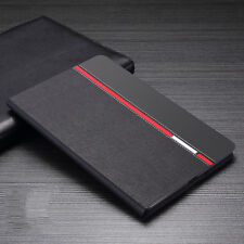 Luxury Slim Flip Leather Case Smart Cover Magnetic Stand For iPad 2 3 4 Mini Air