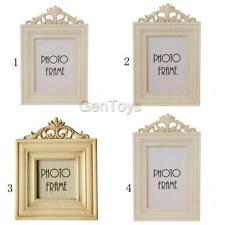 Wooden Hollow Pictures Photo Frames for Modern Home Room Decoration Accessories