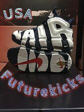 Nike Air More Uptempo Olympic Retro Scottie Pippen GS 415082-104 Size 4Y-7Y USA