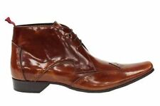 Mens Jeffery West Designer Office Brogues Shoes Chukka Boots Size 7 8 9 10 11 12