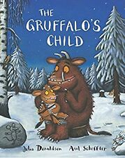 The Gruffalos Child [Paperback] (the Gruffalo niu), Julia Donaldson()Axel Scheff