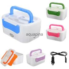Electric Heated Portable Compact FOOD WARMER Lunch Bento Box 45W   5 Colors