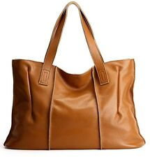 NEW Women's Vintage Genuine Leather Satchel Shoulder Handbag Bag Tote bag