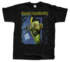 IRON MAIDEN No Prayer for the Dying ver. 1 T-Shirt (Black) S-5XL