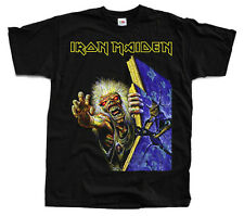 IRON MAIDEN No Prayer for the Dying ver. 2 T-Shirt (Black) S-5XL