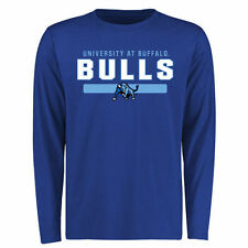 Buffalo Bulls Royal Team Strong Long Sleeve T-Shirt