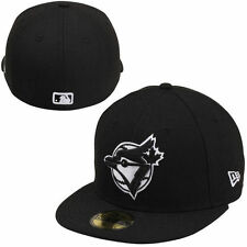 New Era Toronto Blue Jays Black League Basic 59FIFTY Fitted Hat