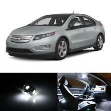 13x HID White Interior LED Lights Package Kit Fits 2011-2013 Chevy Volt #1