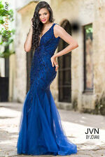 Jovani JVN22495 Evening Dress ~LOWEST PRICE GUARANTEED~ NEW Authentic Formal Gow