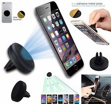 Universal Car Mount Air Vent Magnetic Holder For Sat NAV MP4 GPS Mobile Phone's