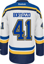 Robert Bortuzzo St. Louis Blues Reebok Premier Away Jersey NHL Replica