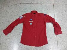 Used Rover Scouts Canada Boy Scouts Uniform shirts ADULT Sz- Medium 44""