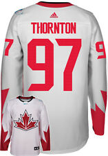 Joe Thornton Team Canada World Cup Of Hockey Adidas Premier Away Jersey