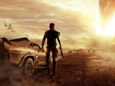 Mad Max Video Game Giant Wall Print POSTER