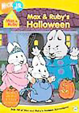 Max & Ruby - Max and Ruby's Halloween (DVD, 2005)