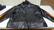 Johnny Blaze Leather Jacket AWESOME! NEW with Tags!! 2XL!! Black!