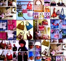Butterick Sewing Pattern Accessories Bags Purses Hats Travel Bags You Choose