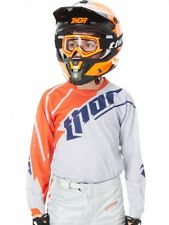 Thor Cement-Orange 2016 Phase Vented Kids MX Jersey