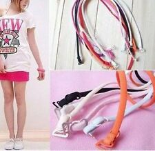 yoyostore2013 6x Mix Style Thin Candy Color Halter Bra Shoulder Neck Straps